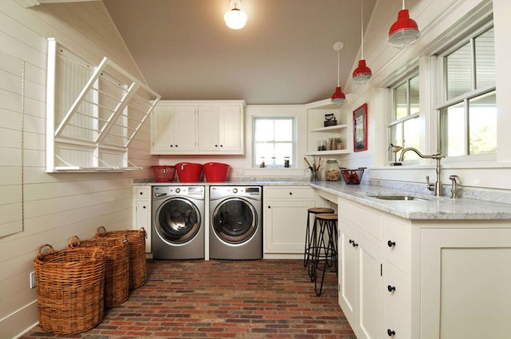 25 Best Country Laundry Rooms Ideas On Pinterest