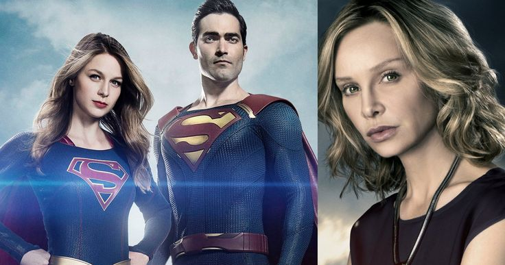Superman and Cat Grant Will Return in Supergirl Season 2 Finale -- Tyler Hoechlin's Superman and Calista Flockhart's Cat Grant are both set for the upcoming Supergirl Season 2 finale. -- http://tvweb.com/supergirl-season-2-finale-tyler-hoechlin-calista-flockhart/