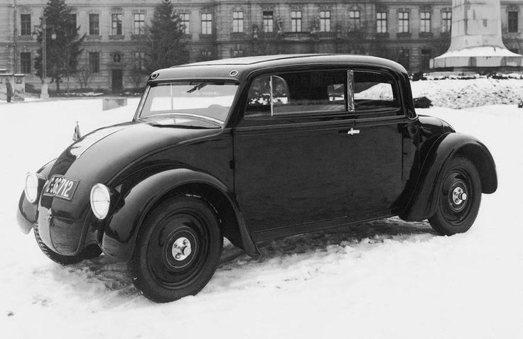 OG | 1932 Škoda 932 | Prototype