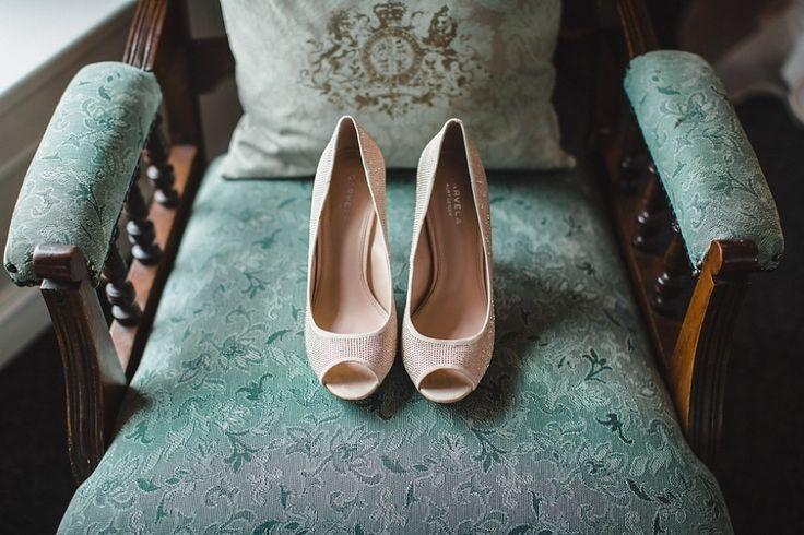 Wedding Shoes Corin Bishop Photography