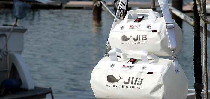 It's a Messsage    JIB's staffs have got the philosophy of life from   a lot of experiences of Yaching and other outdoor sports,  and presentit as some message by every goods of JIB.  We hope you will receive our message from the sea.     With love over the horizon
