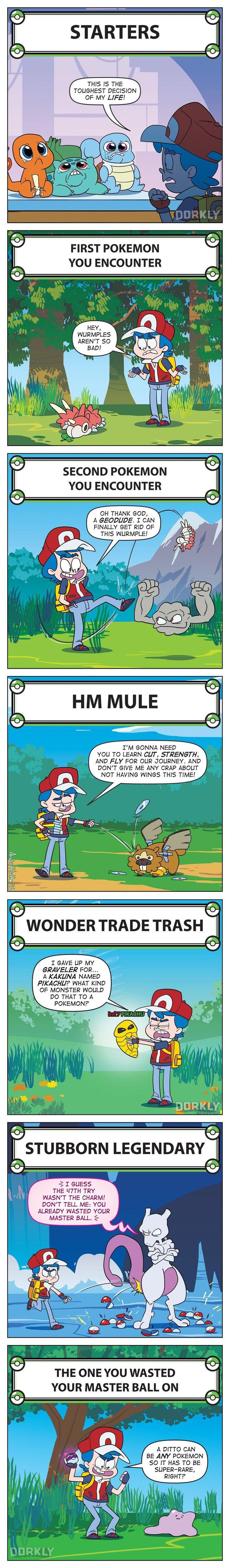 pokemon types #funnypokemonimages