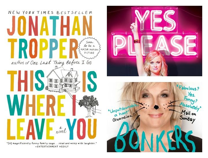 These books will make you laugh out loud.