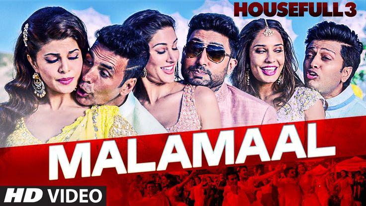 MALAMAAL Video Song | HOUSEFULL 3 | T-SERIES