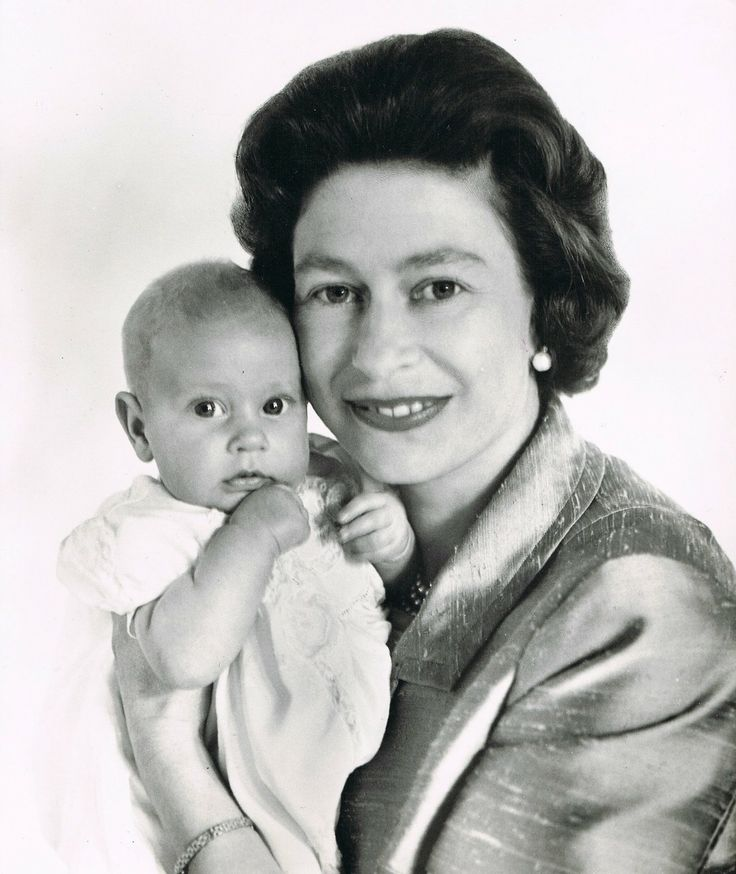 Queen Elizabeth II and Prince Edward 1964. Prince Edward Antony Richard Louis was born at Buckingham Palace, on 10 March 1964, the third son and fourth and last child of Queen Elizabeth II and Prince Philip