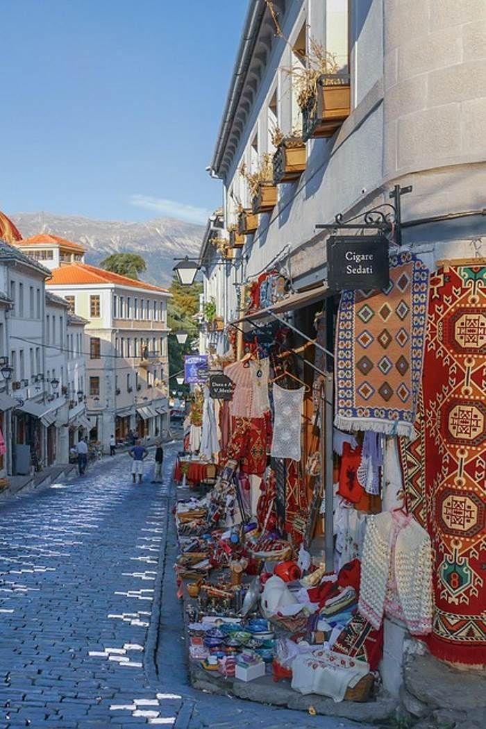 Gjirokaster Albania Viajar A Albania Lugares Para Visitar Viajes