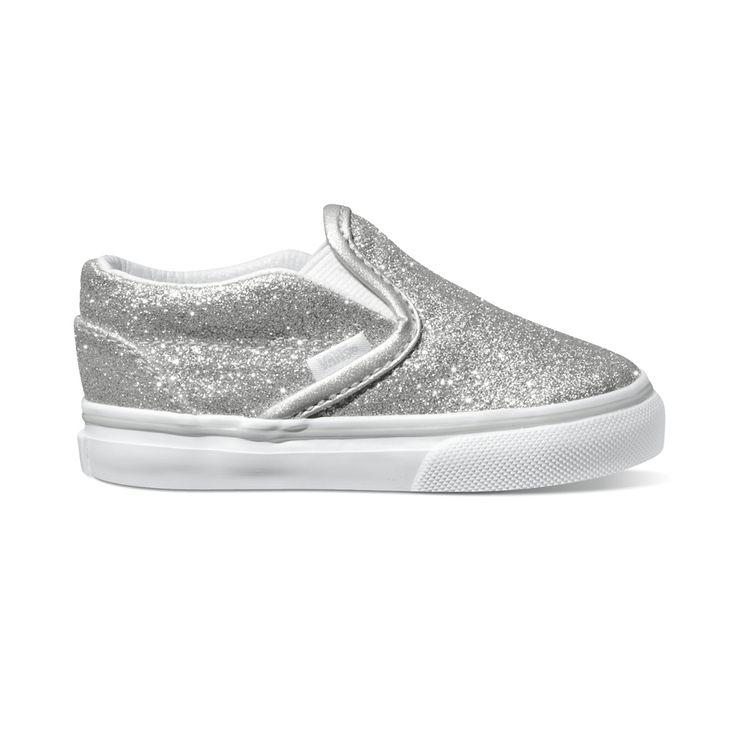 Vans Classic Slip On Toddler Shoe