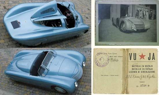 Alfa Romeo Jankovits 6C 2300