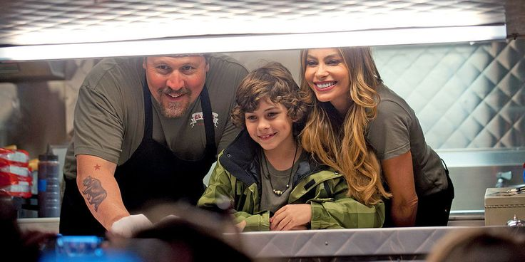 Chef: Jon Favreau is charming as a big-time chef who opens a food truck and goes on the road after a disastrous review. Sofia Vergara plays his ex. When it's available: Jan. 28