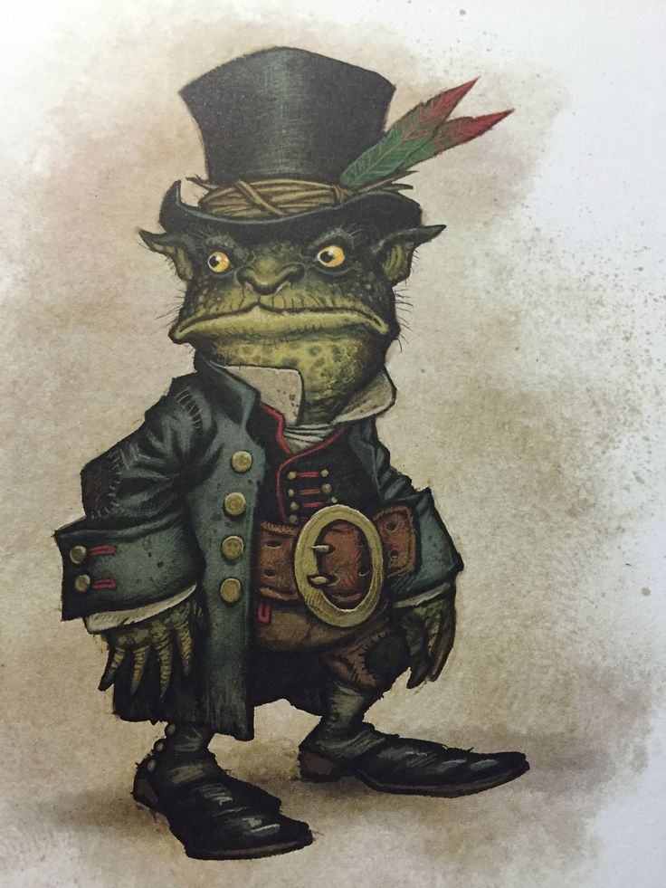 Vättar is a goblin who lives close to humans and are almost never seen.At night you can hear them dancing.
