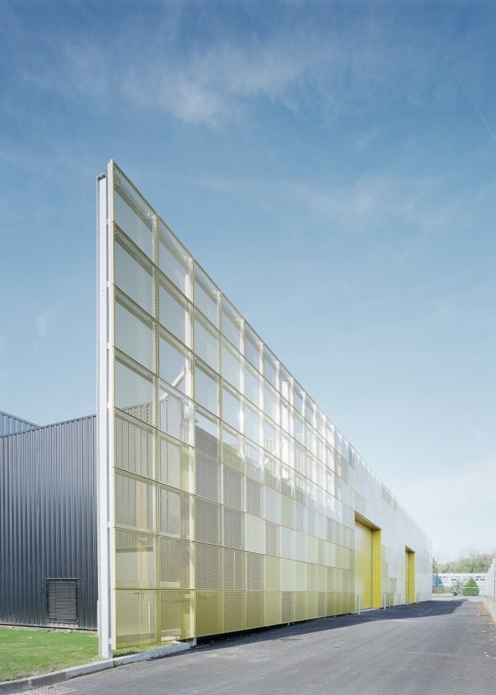 Lycée GeorGes-cormier Highschool Extension / Ateliers O-S architectes