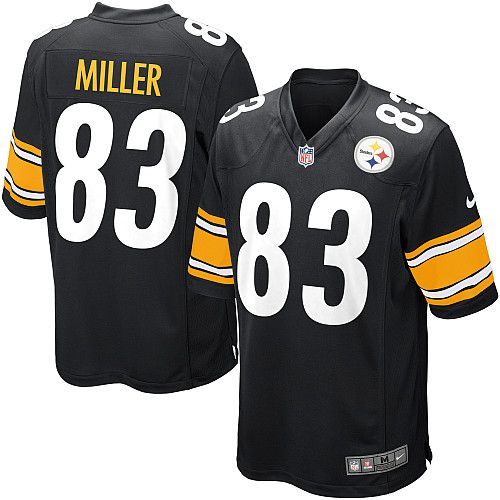 Size: S M L XXL XXXL 46 48 50 52 54 56 58. NFL Youth Limited Nike Pittsburgh Steelers #83 Heath Miller Team Color Jersey for men, women's and kids at Steelers shop where 3-Day shipping on any size order is free shipping.