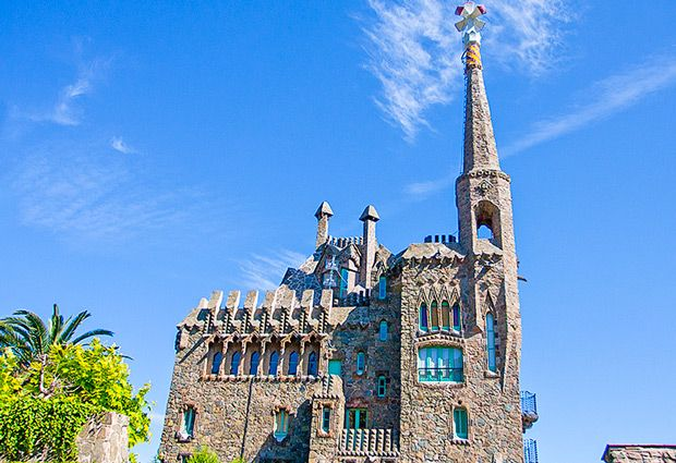 How Many Buildings Did Gaudi Design