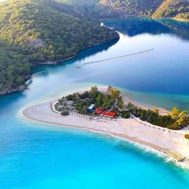 Oludeniz, The Blue Lagoon, Fethiye, Turkey