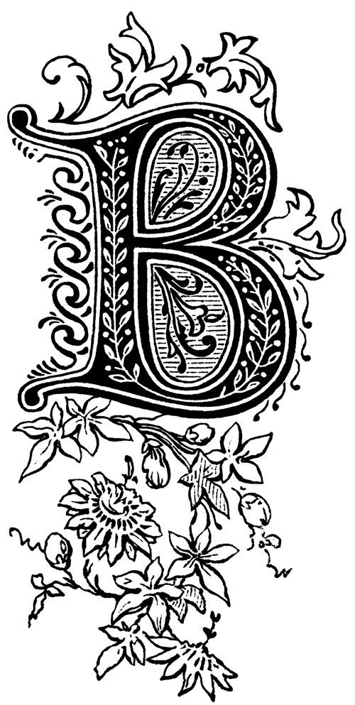 ZENTANGLE DOODLE AND COLORING PAGES B B Lettering