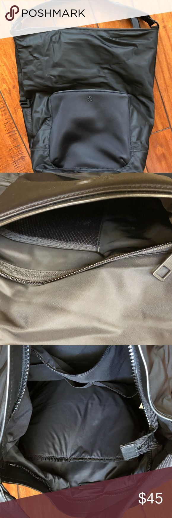 lululemon bag with laptop pouch lululemon bag with…