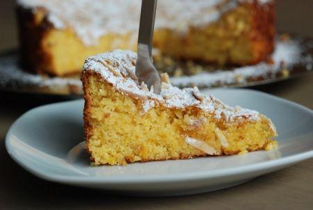 Spanischer Orangen-Kuchen von Jan