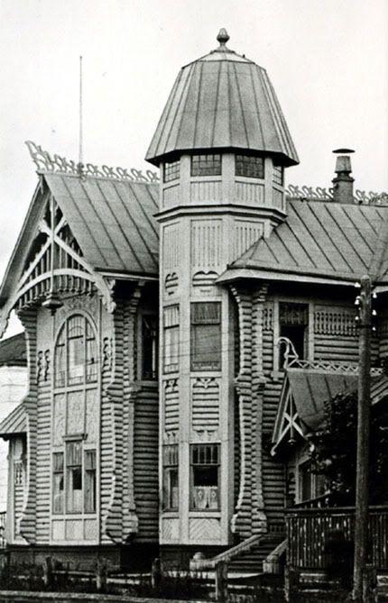старинные деревянные особняки: 13 тыс изображений найдено в Яндекс.Картинках