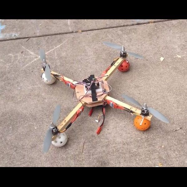 1 Hour Quadcopter Build