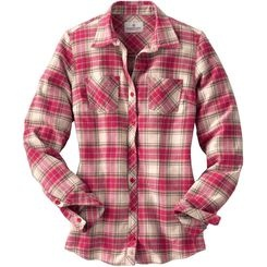 Cabin Retreat Ladies Flannels at Legendary Whitetails