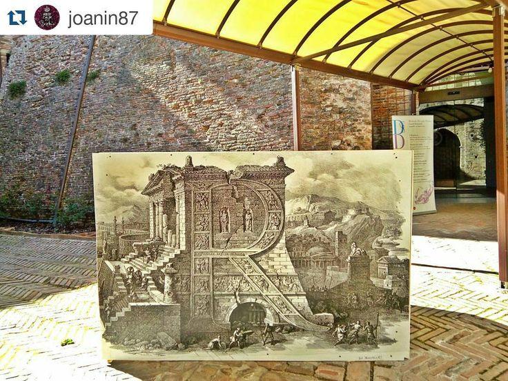 #Repost @joanin87 Cercasi disperatamente la lettera G. Nel castello troverete le lettere R I ed E Biennale  Rimini  2016  #mybiennaleRN  @biennaledisegno  @assaggidivini  @vivorimini @volgorimini @igersitalia  @rimini_reservation @comunerimini  @igglobalclubbw @ig_rimini_ @igersrimini #rimini #comunerimini #vivorimini #nature #storytelling #raccontarimini #igersrimini #vivoemiliaromagna #vegan #photographer #MyRimini #loves_emiliaromagna #instagramhub #like4me #likeforme #like4like…