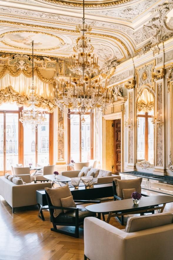 27 Of The Most Glamorous Luxury Hotels Around The World Heritage