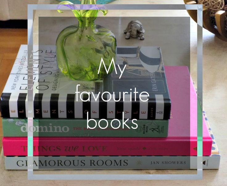 my favourite deco books
