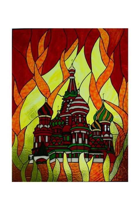 Kremlin by Elżbieta Altevogt