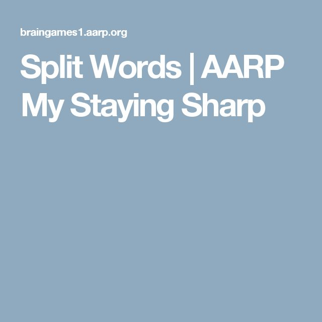 aarp brain games secret files