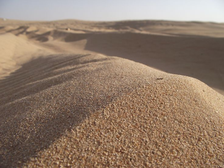 desert in UAE