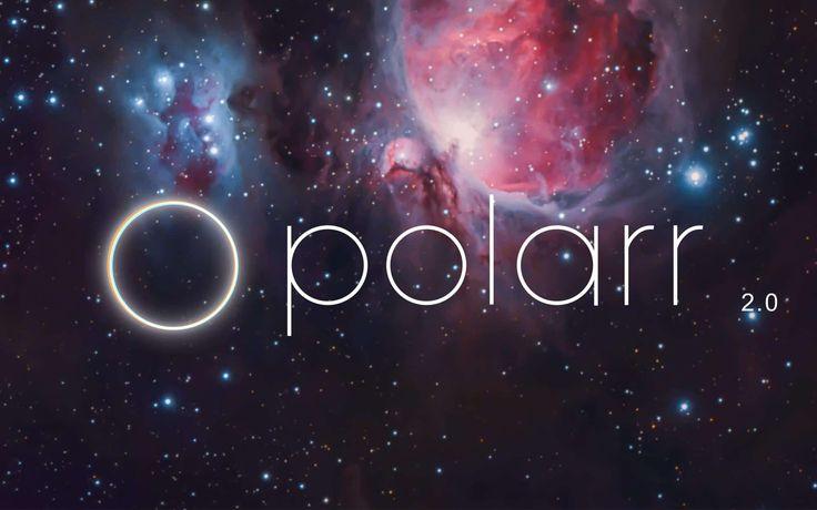 Polarr Photo Editor iOS-re