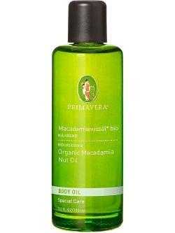 PRIMAVERA® Macadamianussöl* bio 100 ml