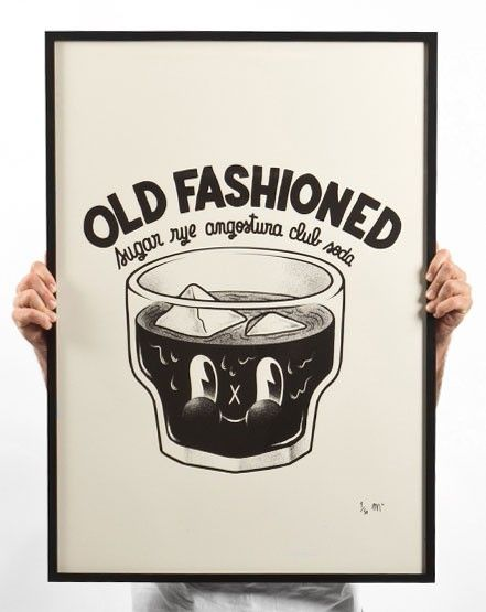 Old Fashioned, from Mcbess