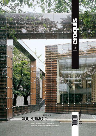 Księgarnia W-A.pl - El Croquis 151 SOU FUJIMOTO 2003-2010