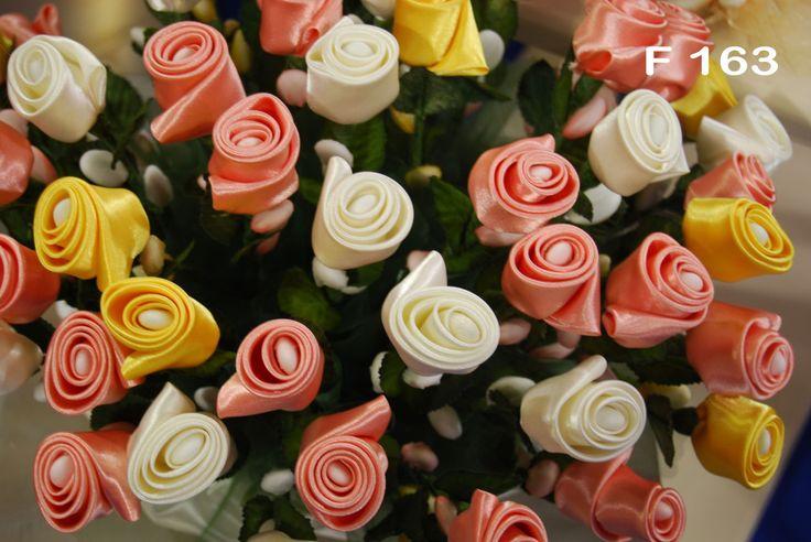 Fiore d'amore (bocciolo raso) | Confetti di SulmonaConfetti di Sulmona