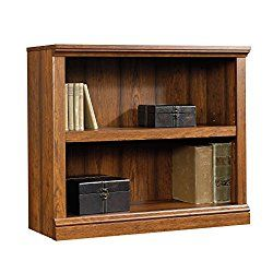 Sauder 2-Shelf Bookcase,  Washington Cherry