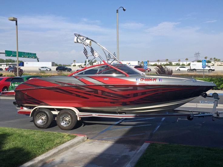 Boat Wrap Metallic Gator Wraps Boat wraps, Boat, Jet boats