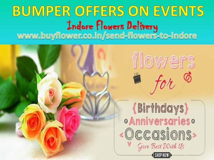 I think Indore online florist gives you better function in any occasions. You can send flowers to indore to your lover and relatives. http://www.buyflower.co.in/send-flowers-to-indore