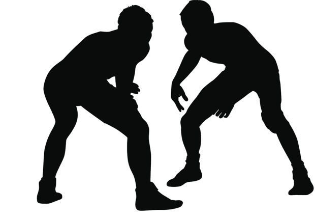 Image Result For Wrestling Silhouette Human Silhouette Silhouette Printable Art