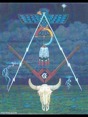 Native American Freemason