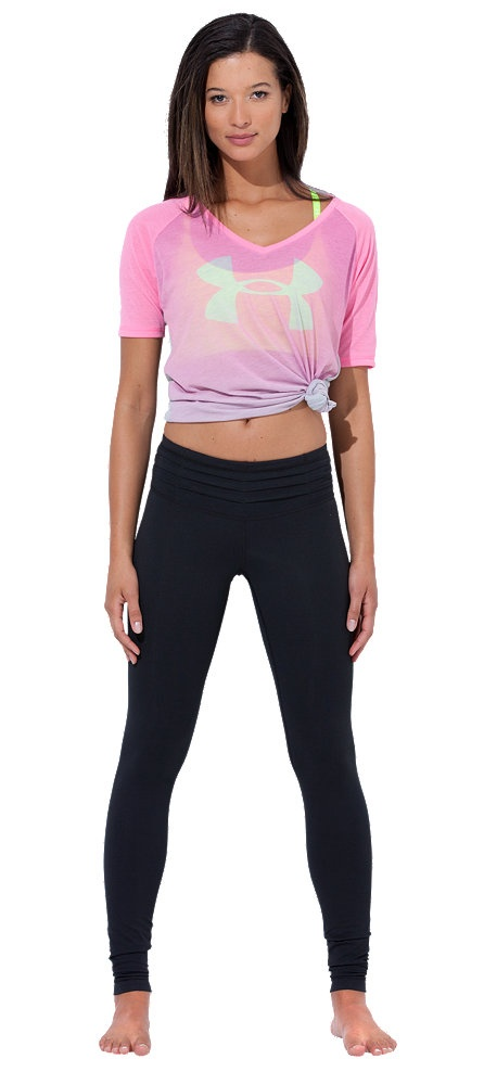 Such a cute outfit! UA StudioLux® Quattro Leggings | Under Armour US