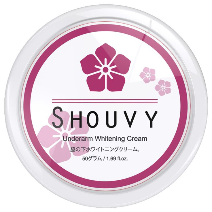 SHOUVY Underarm Whitening Cream