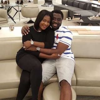 Nollywood actress, Mercy Johnson-Okojie and her husband, Prince Odianosen Okojie just had a seco...