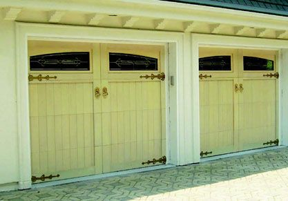 9 best exterior house color schemes images on pinterest exterior homes exterior colors and - Custom size garage doors ...
