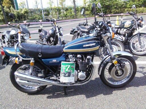 traditional model,Z750(called Z2 in Kantoh,RS in Kansai)