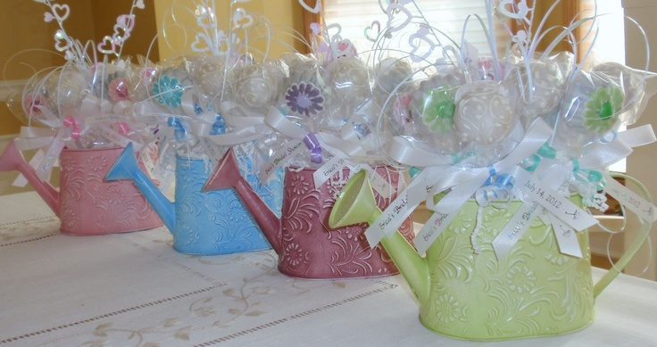 cake pop centerpieces for wedding best 25 watering can centerpieces ideas on 2280
