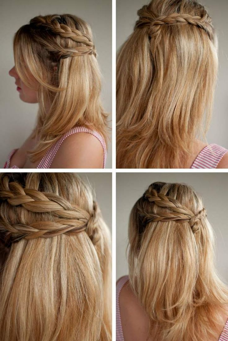 1000 Ideas About Coiffure De Bal On Pinterest Coiffures Ide