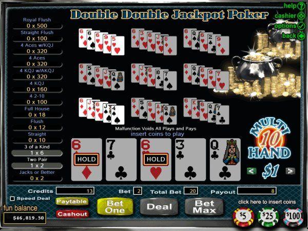 online casino holdem strategy