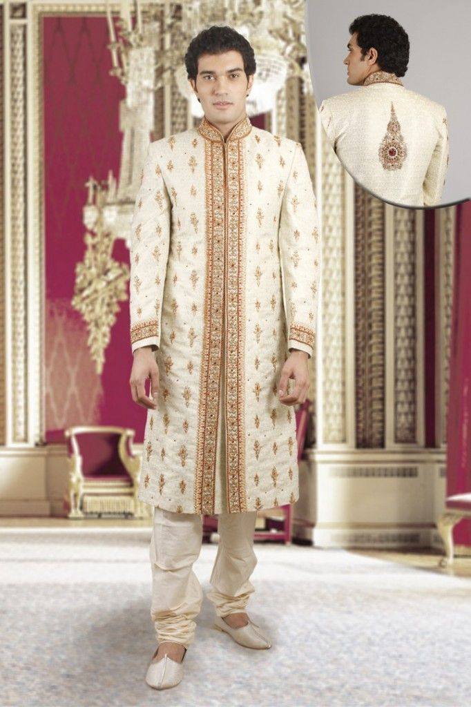 Latest Stylish Indian Sherwani Collection 2017 For Groom On Wedding Event