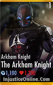 The Arkham Knight Guide – Injustice Mobile | Injustice Online